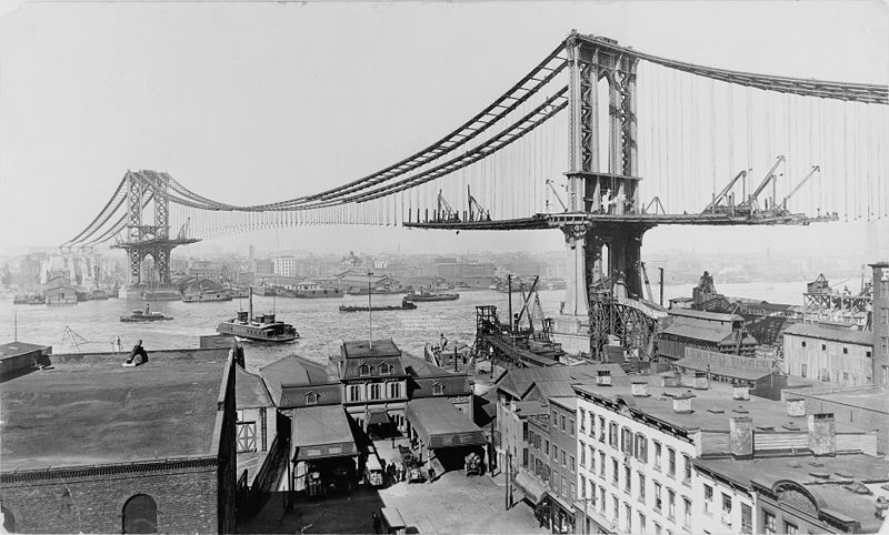 manhattan-bridge-construction-1909